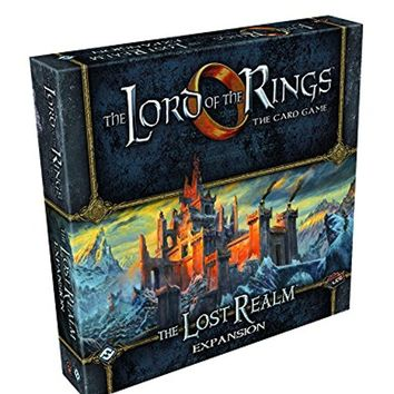 The Lord of the Rings: The Card Game - The Lost Realm Adventure Pack