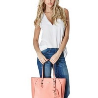 Gia Medium Tote at Guess