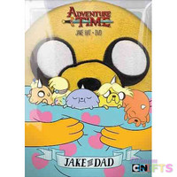 ADVENTURE TIME:JAKE THE DAD