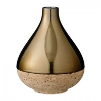 Dacia Vase, Gold and Cork