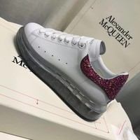 Alexander Mcqueen Oversized Sneakers With Air Cushion Sole Reference #19 - Best Online Sale