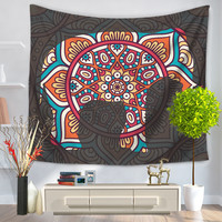 Bohemian Jungle Tapestry // THE ELEPHANT