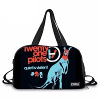 Twenty one pilots Travel Bag