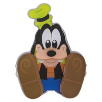 Disney Parks Big Feet Magnet Goofy New