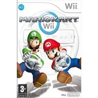 Play.com - Buy Mario Kart Wii (includes Wii Wheel) online at Play.com and read reviews. Free delivery to UK and Europe!