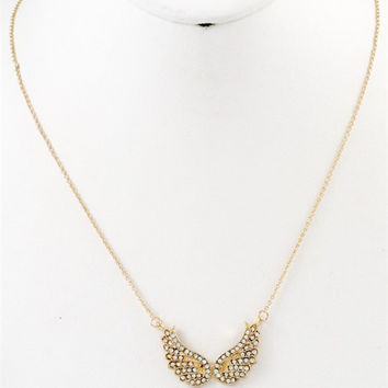 Lips of An Angel Necklace