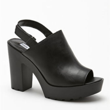 Steve Madden Tequila Platform Mules at PacSun.com