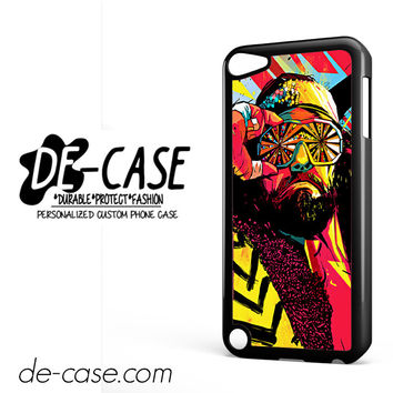 Macho Man Randy Savage DEAL-6760 Apple Phonecase Cover For Ipod Touch 5