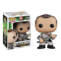Funko POP! Ghostbusters - Vinyl Figure - DR. PETER VENKMAN (Pre-Order ships May): BBToyStore.com - Toys, Plush, Trading Cards, Action Figures & Games online retail store shop sale