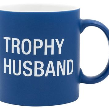 Trophy Husband 20 oz Mug.