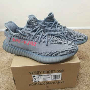 Adidas Yeezy Boost 350 v2 Beluga 2.0 Size 8.5 ( Deadstock / Authentic )