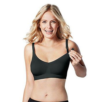Bravado! Designs Women's Maternity Body Silk Seamless Nursing Bra