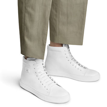 Acne Studios - Adrian high f white