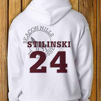 Stilinski 24 Teen Wolfs   for sweater men or women, trend unisex all colours men women