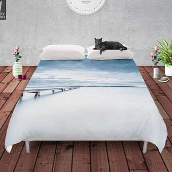 Stretcher Duvet cover