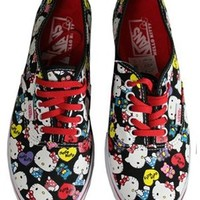 Vans Hello Kitty Authentic Lo Pro Trainers - Buy Online at Grindstore.com