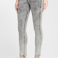 Women's !iT 'Taylor' Stretch Skinny Ankle Jeans (Ash)