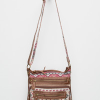 Ethnic Elephant Crossbody Bag | Handbags