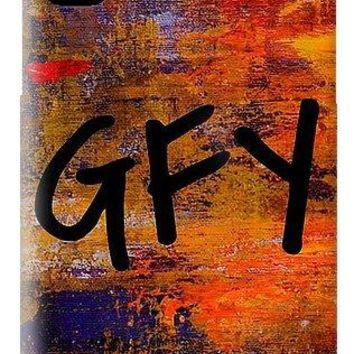Orange Gfy - Phone Case