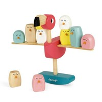 Gigos Balance Game Flamingo Wooden Toy