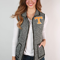 University Of Tennessee Herringbone Vest