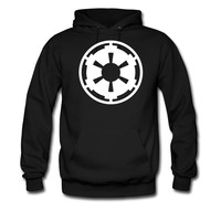 Star Wars Imperial Logo 1-Color hoodie sweatshirt tshirt