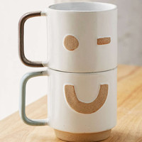 Stacking Mug Set - Urban Outfitters