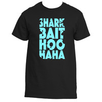 """Shark Bait Hoo Haha"" Finding Nemo Movie Quote T-Shirt"