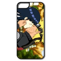 Sale Naruto Uzamaki Kissing Hinata Plastic Case For Iphone5 5s No Minimums-Case & Cover Cases |HICustom