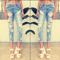 Urban Rip Stylish Denim Jeans