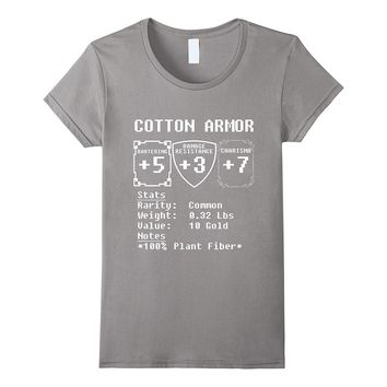 Cotton Armor T-Shirt Roleplaying