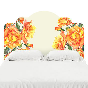 S'est Levé Headboard Decal