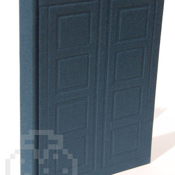 Large River Song's Notebook Ruled by SandLS on Etsy