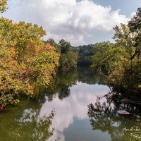 Fall Reflection 2 by Andrea Anderegg Photography