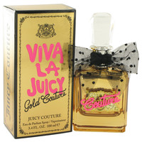 Viva La Juicy Gold Couture Perfume By Juicy Couture for Women