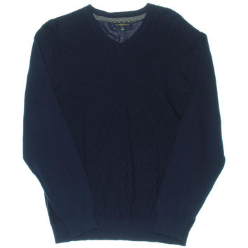 Club Room Mens Long Sleeves Diamond Knit Pullover Sweater
