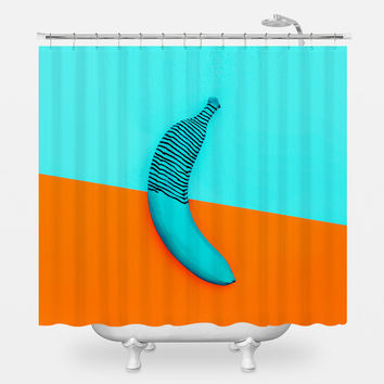 Unreal Banana Shower Curtain
