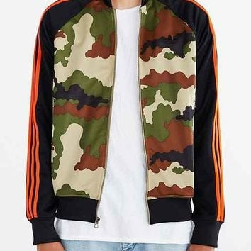 adidas Originals Start Superstar Camo Track Jacket