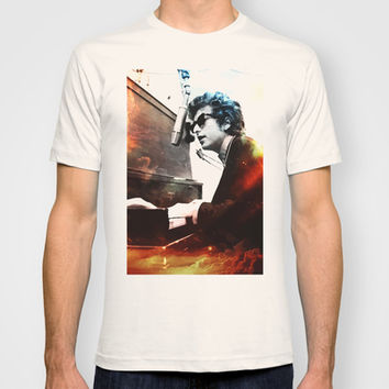 Bob Dylan T-shirt by Maioriz Home