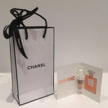 DCCKUG3 CHANEL Coco Mademoiselle EDP ¡®INTENSE¡¯ BRAND NEW + BAG - LAUNCH MARCH 2018 RARE!