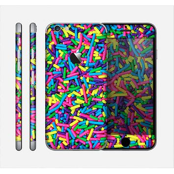The Neon Sprinkles Skin for the Apple iPhone 6