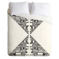 Karen Harris Egypt Duvet Cover