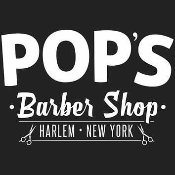Pops Barber Shop T-Shirt Luke Cage