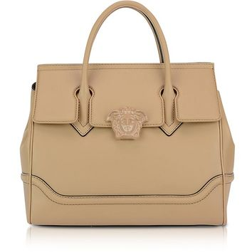 Versace Palazzo Empire Large Top Handle Bag