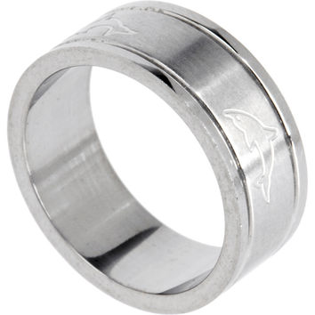 316L Stainless Steel DOLPHIN Ring