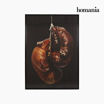 Boxing gloves box by Homania
