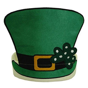 Taylor and Coultas Leprechaun Felt Crown Hat Adjustable