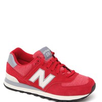 New Balance Penant Collection Sneakers - Womens Shoes - Red