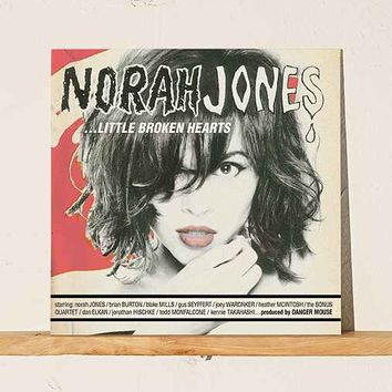 Norah Jones - Little Broken Hearts 2XLP