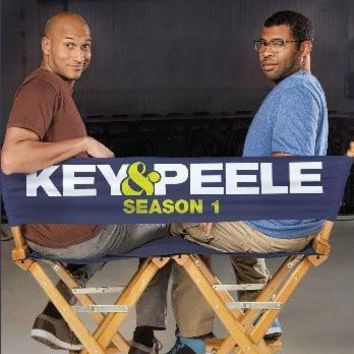 Key And Peele poster Metal Sign Wall Art 8in x 12in